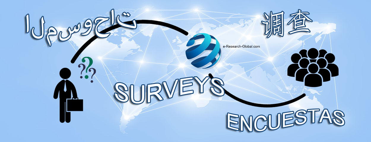 Online Surveys - Survey Participants Panels, Academic and